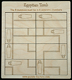 Egyptian Tomb Puzzle